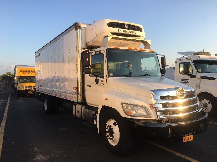 Reefer Truck-Light and Medium Duty Trucks-Hino-2013-338-WEST BABYLON-NY-186,269 miles-$27,000