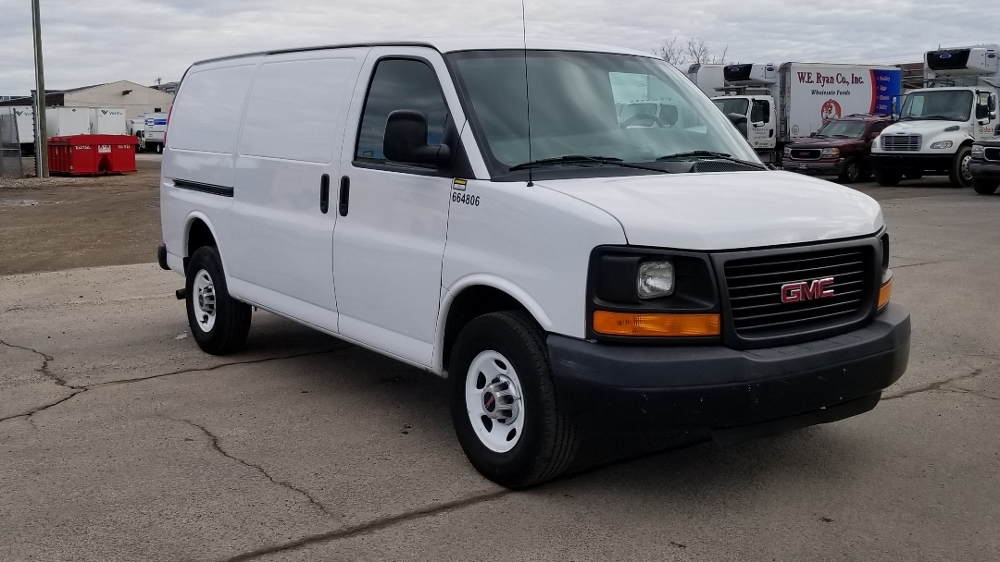 Cargo Van (Panel Van)-Light and Medium Duty Trucks-GMC-2013-Savana G23405-PHILADELPHIA-PA-92,988 miles-$15,750