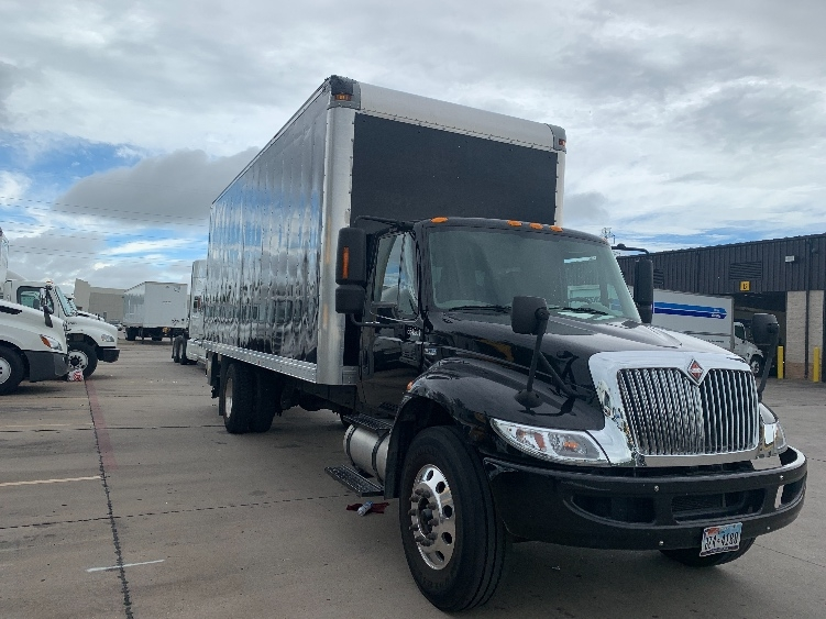 Medium Duty Box Truck-Light and Medium Duty Trucks-International-2013-4300M7-DALLAS-TX-30,475 miles-$39,000