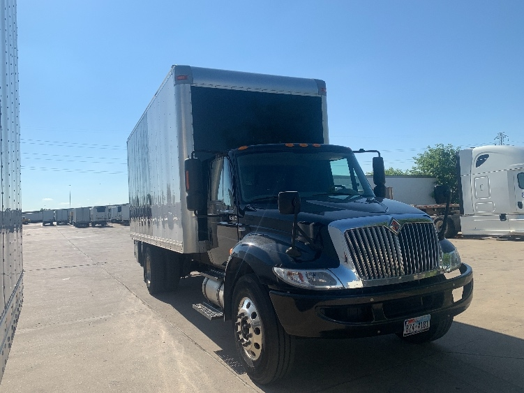 Medium Duty Box Truck-Light and Medium Duty Trucks-International-2013-4300M7-DALLAS-TX-35,107 miles-$36,250