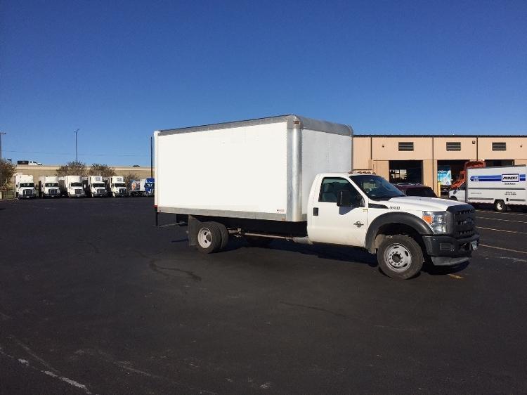 Medium Duty Box Truck-Light and Medium Duty Trucks-Ford-2012-F450-AUSTIN-TX-80,422 miles-$28,250