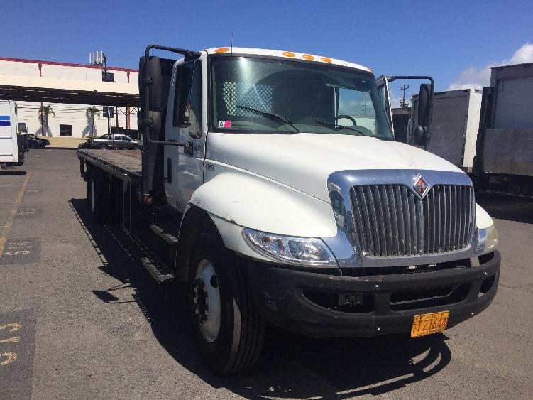 Flatbed Truck-Light and Medium Duty Trucks-International-2013-4300-TORRANCE-CA-101,817 miles-$36,500