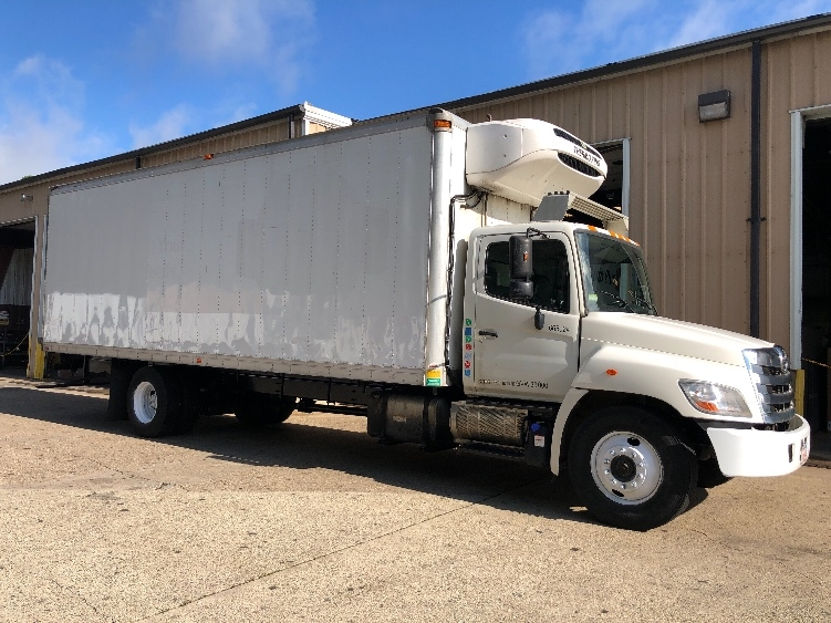 Reefer Truck-Light and Medium Duty Trucks-Hino-2013-338-BRAINTREE-MA-158,273 miles-$25,000