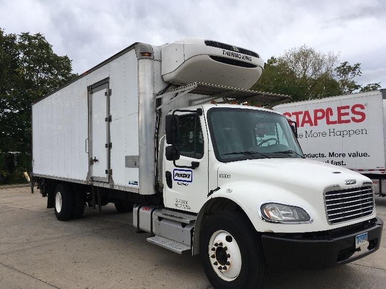 Reefer Truck-Light and Medium Duty Trucks-Freightliner-2013-M2-WATERBURY-CT-146,331 miles-$47,250