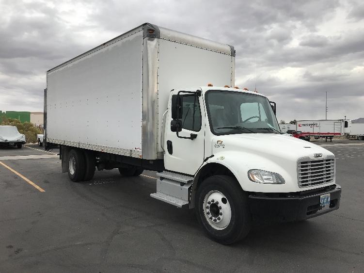 Medium Duty Box Truck-Light and Medium Duty Trucks-Freightliner-2013-M2-LAS VEGAS-NV-75,846 miles-$45,000