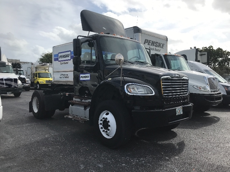 Day Cab Tractor-Heavy Duty Tractors-Freightliner-2013-M2-RIVIERA BEACH-FL-90,885 miles-$47,000
