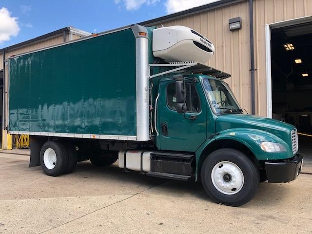 Reefer Truck-Light and Medium Duty Trucks-Freightliner-2013-M2-MEDFORD-MA-191,152 miles-$29,000