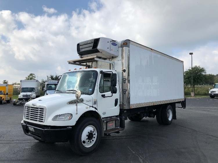 Reefer Truck-Light and Medium Duty Trucks-Freightliner-2013-M2-AUSTIN-TX-263,678 miles-$23,000