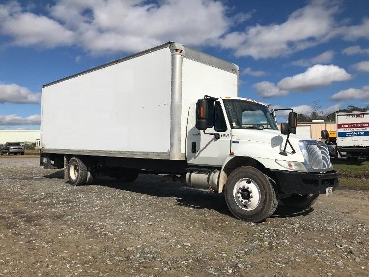 Medium Duty Box Truck-Light and Medium Duty Trucks-International-2013-4300M7-GARDEN CITY-GA-138,971 miles-$26,250