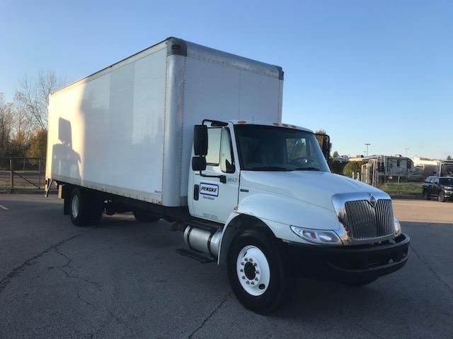 Medium Duty Box Truck-Light and Medium Duty Trucks-International-2013-4300M7-MOUNT PLEASANT-PA-107,873 miles-$33,750
