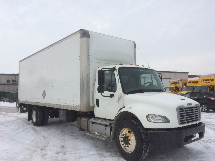 Medium Duty Box Truck-Light and Medium Duty Trucks-Freightliner-2013-M2-BOISE-ID-387,010 miles-$26,250