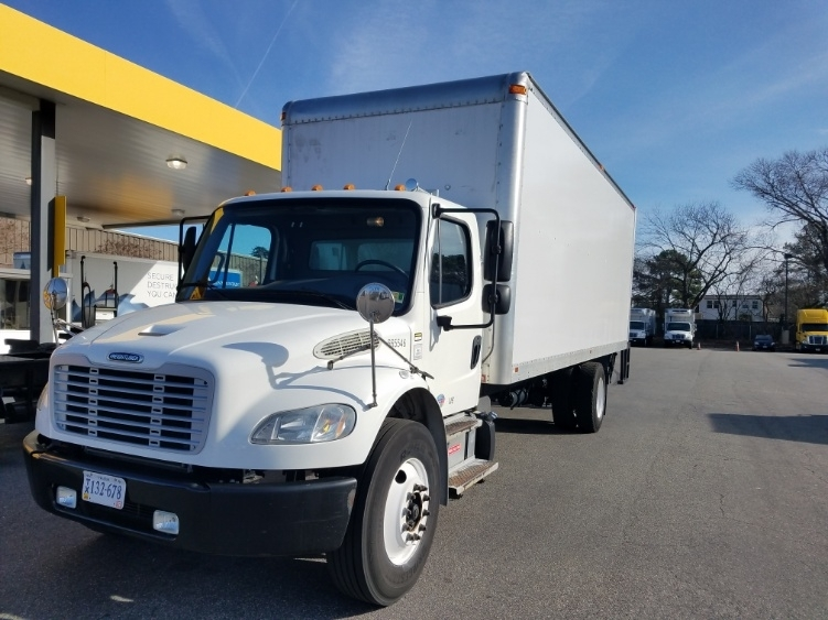 Medium Duty Box Truck-Light and Medium Duty Trucks-Freightliner-2013-M2-NORFOLK-VA-113,677 miles-$37,000