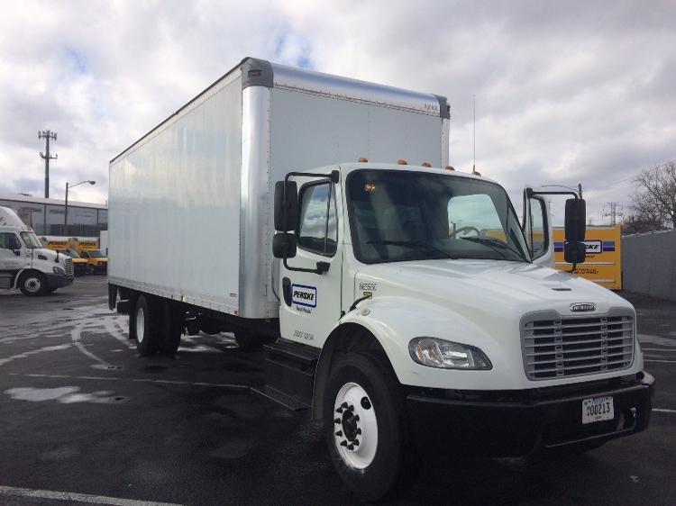 Medium Duty Box Truck-Light and Medium Duty Trucks-Freightliner-2013-M2-SMYRNA-TN-308,876 miles-$31,000