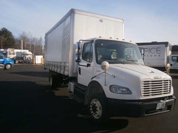 Medium Duty Box Truck-Light and Medium Duty Trucks-Freightliner-2013-M2-LONDONDERRY-NH-254,916 miles-$20,250