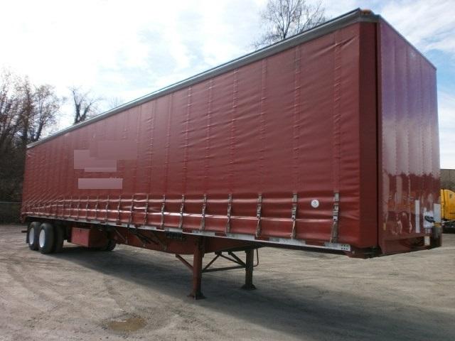 Dry Van Trailer-Semi Trailers-Utility-2013-Trailer-SPRINGFIELD-OR-143,496 miles-$26,500