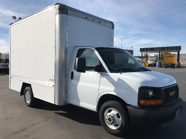 Light Duty Box Truck-Light and Medium Duty Trucks-GMC-2013-Savana G33503-LAS VEGAS-NV-54,684 miles-$24,250