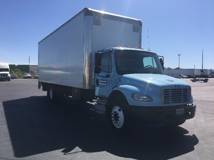 Medium Duty Box Truck-Heavy Duty Tractors-Freightliner-2013-M2-NORTH LAS VEGAS-NV-61,188 miles-$53,500