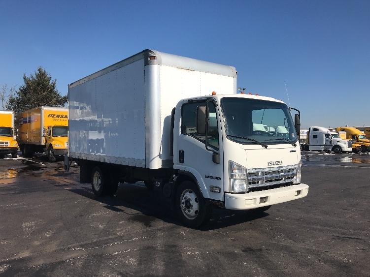 Medium Duty Box Truck-Light and Medium Duty Trucks-Isuzu-2013-NPR EFI-ALLENTOWN-PA-91,503 miles-$26,250
