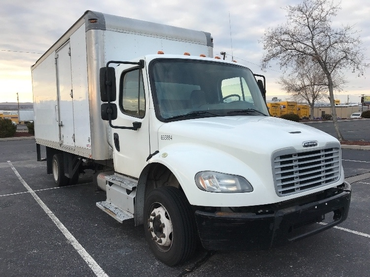 Medium Duty Box Truck-Light and Medium Duty Trucks-Freightliner-2013-M2-ALBUQUERQUE-NM-174,013 miles-$24,000