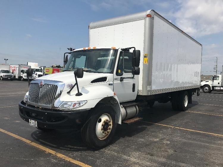 Medium Duty Box Truck-Light and Medium Duty Trucks-International-2013-4300M7-MISSISSAUGA-ON-96,388 km-$48,000