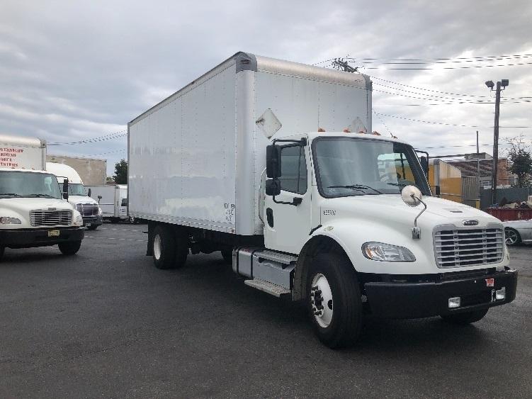 Medium Duty Box Truck-Light and Medium Duty Trucks-Freightliner-2013-M2-WEST BABYLON-NY-69,700 miles-$41,000