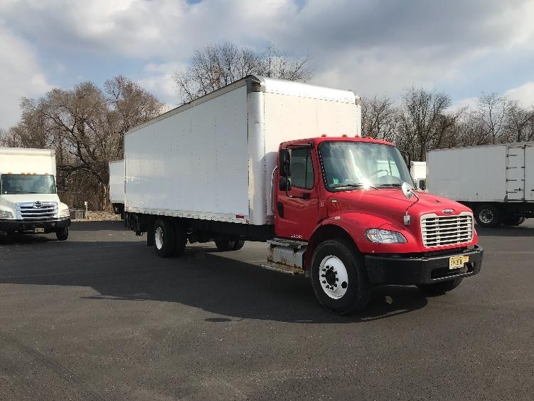 Medium Duty Box Truck-Light and Medium Duty Trucks-Freightliner-2013-M2-PENNSAUKEN-NJ-348,292 miles-$21,000