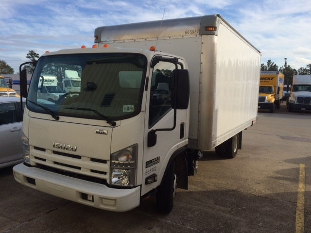 Medium Duty Box Truck-Light and Medium Duty Trucks-Isuzu-2012-ECOMAX-HAMMOND-LA-270,137 miles-$13,000
