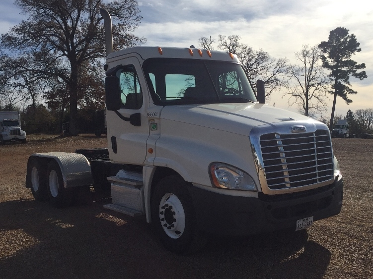 Day Cab Tractor-Heavy Duty Tractors-Freightliner-2013-Cascadia 12564ST-TYLER-TX-208,331 miles-$54,500