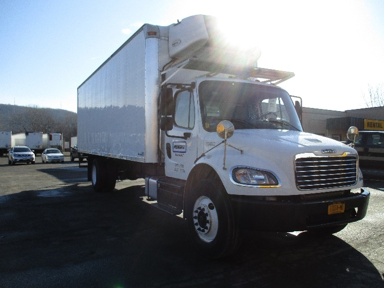 Reefer Truck-Light and Medium Duty Trucks-Freightliner-2013-M2-ELMIRA-NY-123,464 miles-$41,000