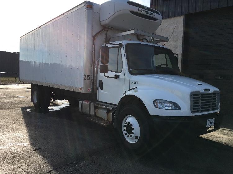 Reefer Truck-Light and Medium Duty Trucks-Freightliner-2013-M2-SUFFOLK-VA-279,405 miles-$30,750