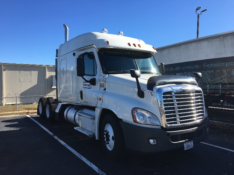 Sleeper Tractor-Heavy Duty Tractors-Freightliner-2013-Cascadia 12564ST-HOT SPRINGS-AR-544,434 miles-$39,500