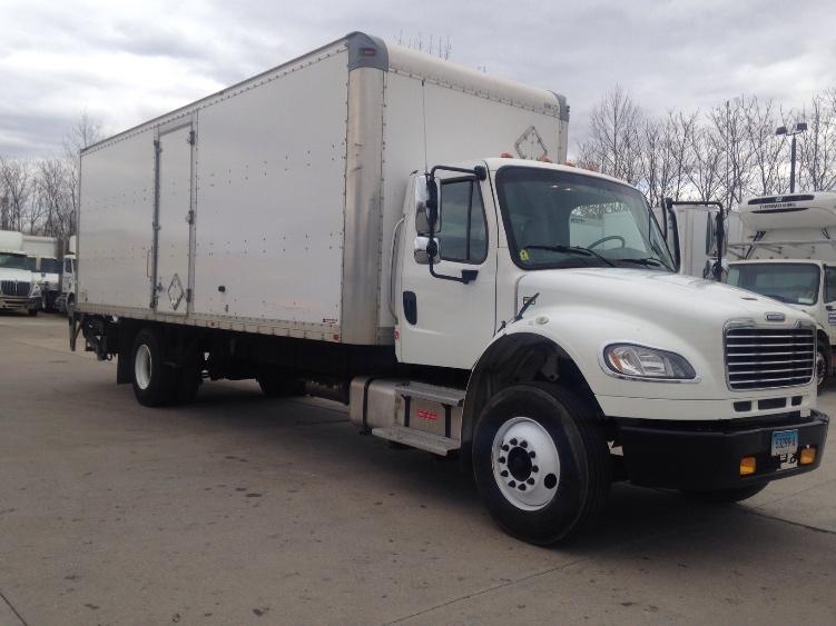 Medium Duty Box Truck-Light and Medium Duty Trucks-Freightliner-2013-M2-WATERBURY-CT-212,631 miles-$31,250