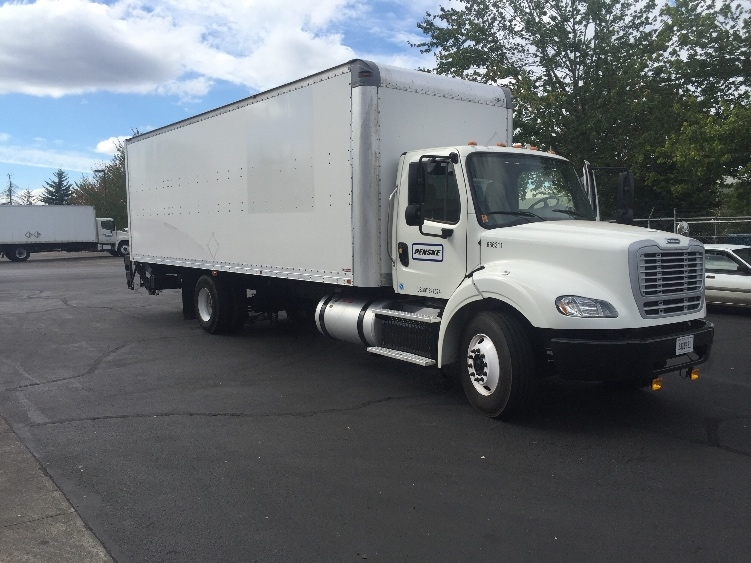 Medium Duty Box Truck-Heavy Duty Tractors-Freightliner-2013-M211242S-PORTLAND-OR-319,016 miles-$40,500