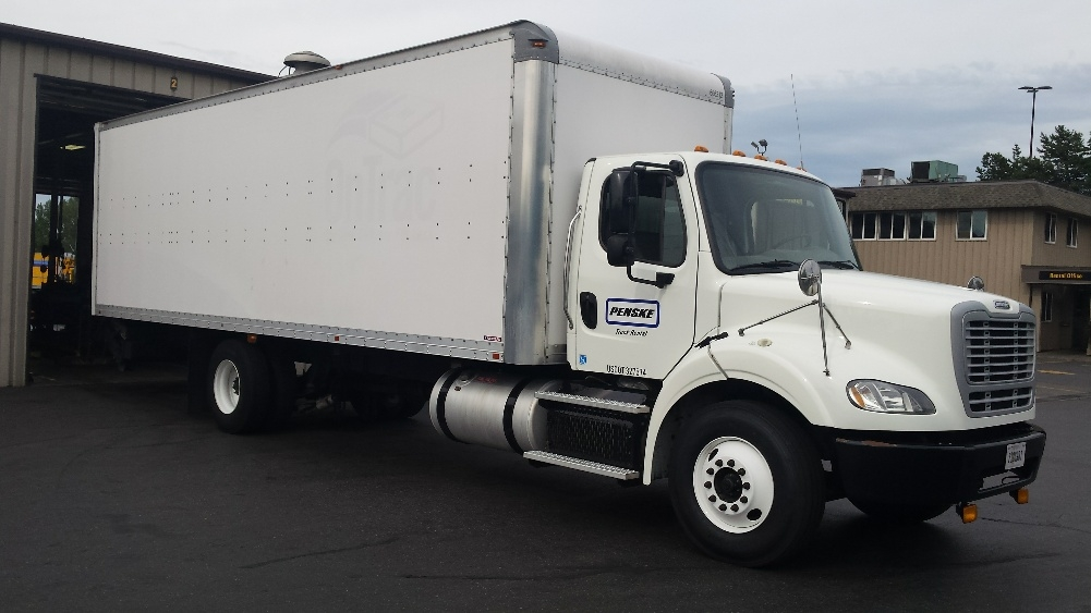 Medium Duty Box Truck-Heavy Duty Tractors-Freightliner-2013-M211242S-PORTLAND-OR-417,377 miles-$34,500