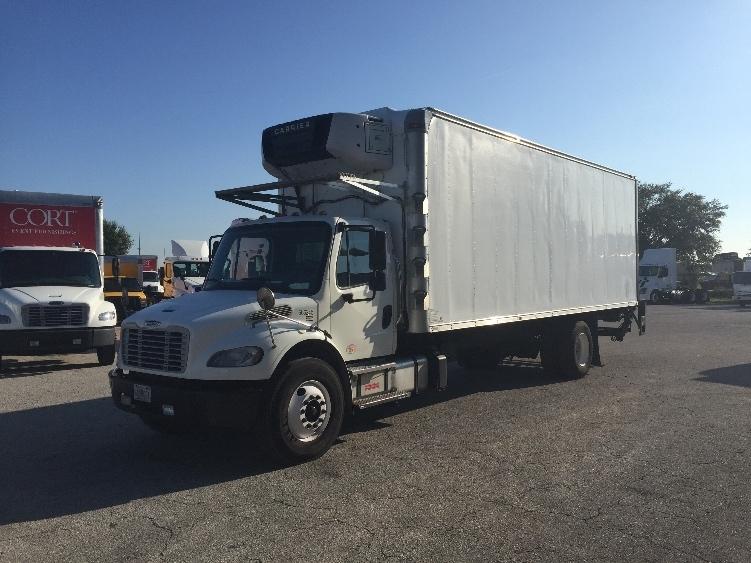 Reefer Truck-Light and Medium Duty Trucks-Freightliner-2013-M2-ORLANDO-FL-249,489 miles-$37,000
