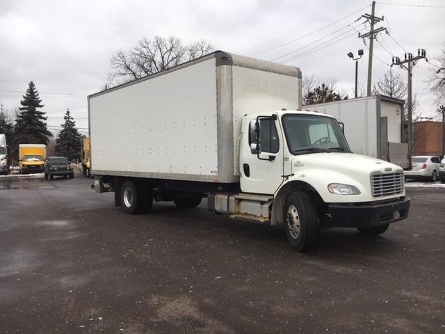 Medium Duty Box Truck-Light and Medium Duty Trucks-Freightliner-2013-M2-PLYMOUTH-MI-139,348 miles-$42,750