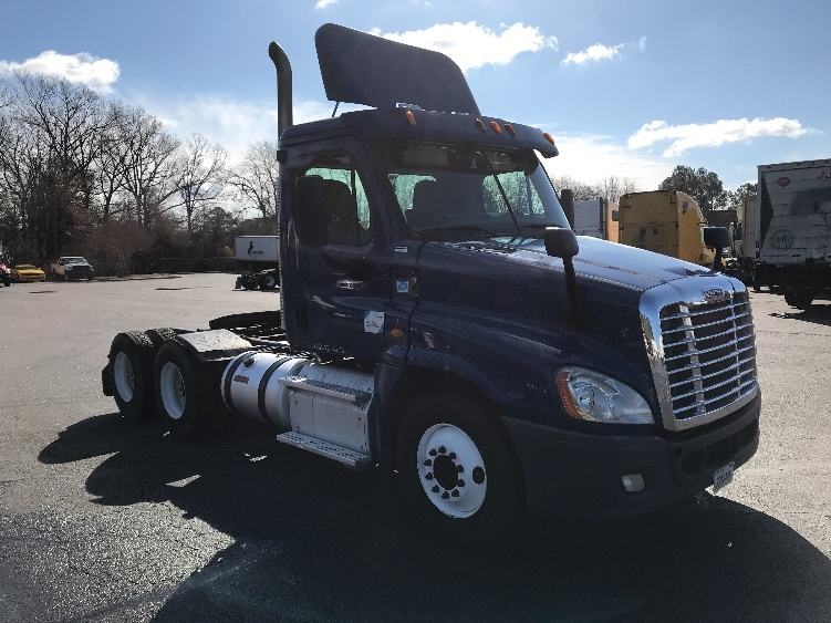 Day Cab Tractor-Heavy Duty Tractors-Freightliner-2013-Cascadia 12564ST-LITTLE ROCK-AR-358,054 miles-$42,750