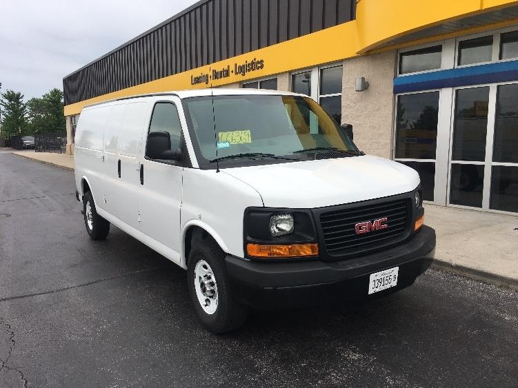 Cargo Van (Panel Van)-Light and Medium Duty Trucks-GMC-2013-Savana G33705-ELK GROVE VILLAGE-IL-29,990 miles-$22,750