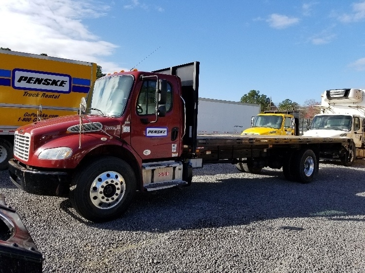 Flatbed Truck-Light and Medium Duty Trucks-Freightliner-2013-M2-ATLANTA-GA-103,946 miles-$51,000