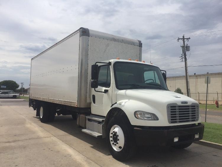 Medium Duty Box Truck-Light and Medium Duty Trucks-Freightliner-2013-M2-OKLAHOMA CITY-OK-411,732 miles-$27,750