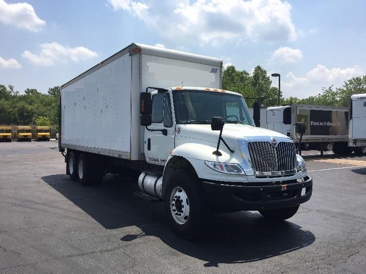 Medium Duty Box Truck-Heavy Duty Tractors-International-2013-4400-PARSIPPANY-NJ-189,830 miles-$30,750