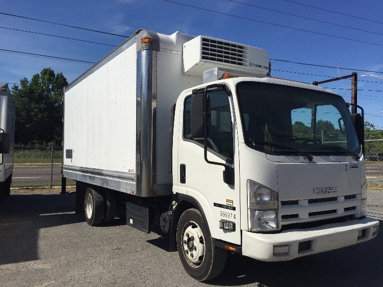Reefer Truck-Light and Medium Duty Trucks-Isuzu-2013-NRR-JACKSONVILLE-FL-221,909 miles-$29,750