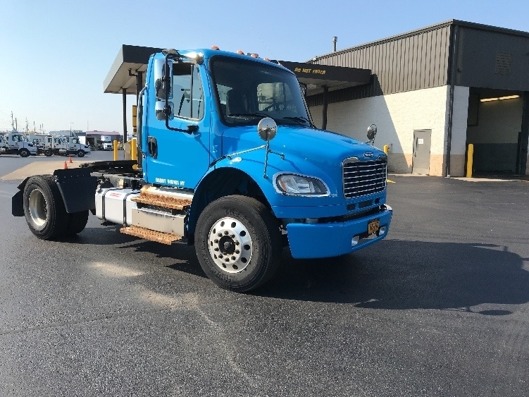 Day Cab Tractor-Heavy Duty Tractors-Freightliner-2013-M2-ROCHESTER-NY-105,406 miles-$27,500