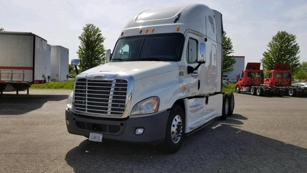 Sleeper Tractor-Heavy Duty Tractors-Freightliner-2013-Cascadia 12564ST-HOLLAND-MI-612,817 miles-$43,000