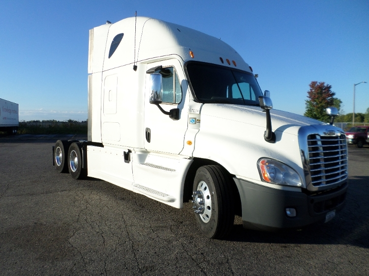 Sleeper Tractor-Heavy Duty Tractors-Freightliner-2013-Cascadia 12564ST-HOLLAND-MI-705,902 miles-$37,000