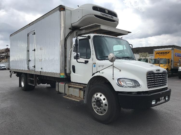 Reefer Truck-Light and Medium Duty Trucks-Freightliner-2013-M2-PITTSBURGH-PA-221,635 miles-$22,500