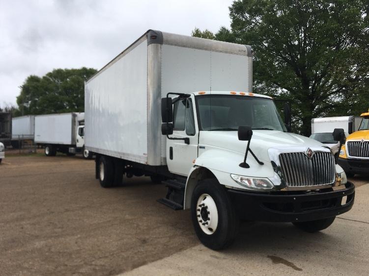 Medium Duty Box Truck-Light and Medium Duty Trucks-International-2013-4300M7-JACKSON-MS-77,255 miles-$36,750