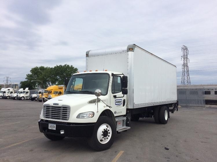 Medium Duty Box Truck-Light and Medium Duty Trucks-Freightliner-2014-M2-NASHVILLE-TN-263,303 miles-$29,000