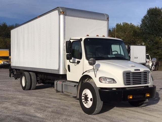 Medium Duty Box Truck-Light and Medium Duty Trucks-Freightliner-2014-M2-SMYRNA-TN-326,177 miles-$28,250