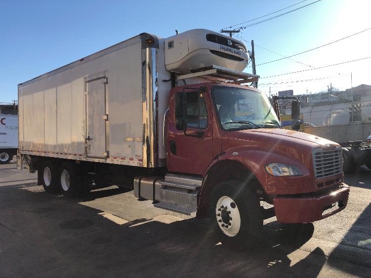 Reefer Truck-Light and Medium Duty Trucks-Freightliner-2013-M2-NORTH BERGEN-NJ-136,260 miles-$57,250
